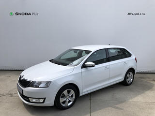 ŠKODA Rapid Spaceback 1,2 TSI / 66 kW Ambition Plus, foto 0