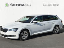 ŠKODA Superb Combi TDI 1,6 CR / 88 kW Green Line