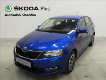 ŠKODA Rapid Spaceback TSI 1,0 TSI / 81 kW Ambition Plus