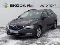 ŠKODA Superb Combi DSG 2,0 TDI / 110 kW Ambition Plus