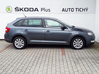 ŠKODA Rapid Spaceback 1,2 TSI / 66 kW Ambition Plus, foto 4