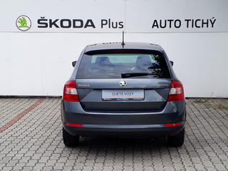 ŠKODA Rapid Spaceback 1,2 TSI / 66 kW Ambition Plus, foto 6