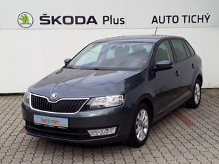 ŠKODA Rapid Spaceback 1,2 TSI / 66 kW Ambition Plus, foto 17