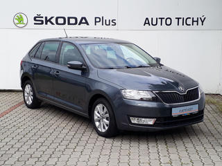 ŠKODA Rapid Spaceback 1,2 TSI / 66 kW Ambition Plus, foto 18