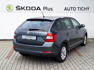ŠKODA Rapid Spaceback 1,2 TSI / 66 kW Ambition Plus, foto 19
