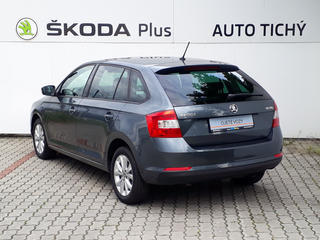 ŠKODA Rapid Spaceback 1,2 TSI / 66 kW Ambition Plus, foto 20