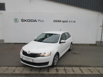 ŠKODA Rapid Spaceback 1,0 TSI / 70 kW