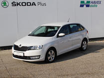 ŠKODA Rapid Spaceback 1,4 TDI / 66 kW Ambition Plus