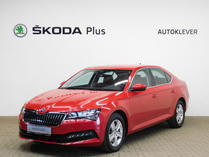 ŠKODA Superb 2,0 TDI / 110 kW Ambition Plus