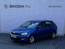 ŠKODA Rapid Spaceback 1,0 TSI / 70 kW Ambition Plus