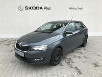 ŠKODA Rapid Spaceback 1,0 TSI / 81 kW Ambition Plus